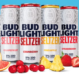 Bud Light Seltzer Remix Variety