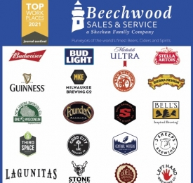Beechwood Top Workplaces and Brand Logos